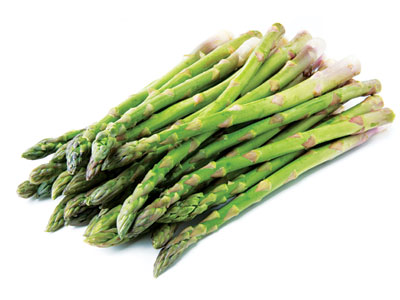 Asparagus Fresh Product Packaging