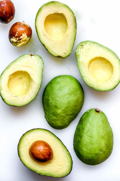 Avocado Fresh Product Packaging