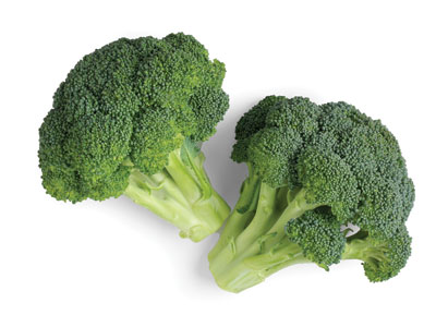 Broccoli Fresh Product Packaging