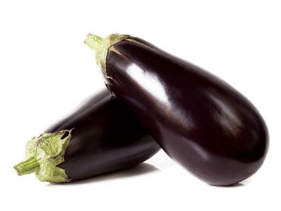 Eggplant / Aubergine Fresh Product Packaging