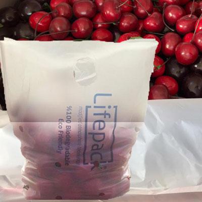 Fresh Products Retail Packaging Bag