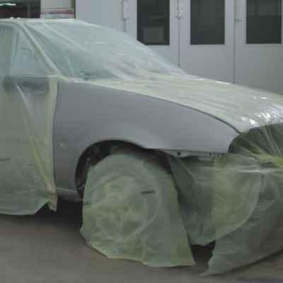 Automotive Service Products Masking Sheeting