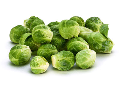 Brussels Sprouts Fresh Product Packaging