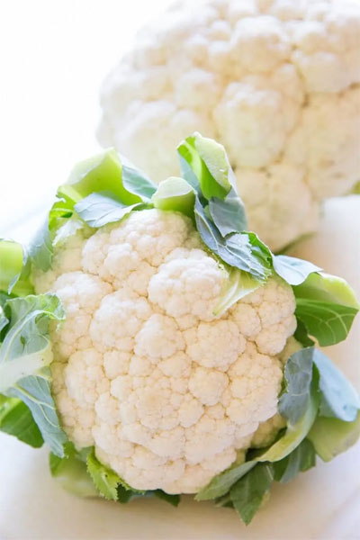Cauliflower Fresh Product Packaging