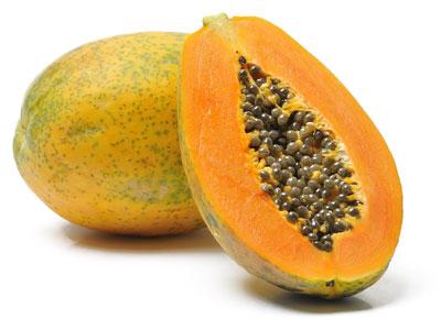 Papaya Fresh Product Packaging