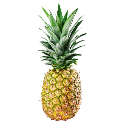 Pineapple Fresh Product Packaging
