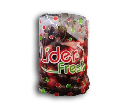 Fresh Products Retail Packaging Bags